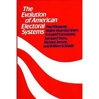 تطور النظم الانتخابية الأمريكية التي كليبنير آند بول