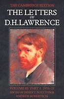 The Letters of D. H. Lawrence Parts 1 and 2 by Lawrence & D. H.