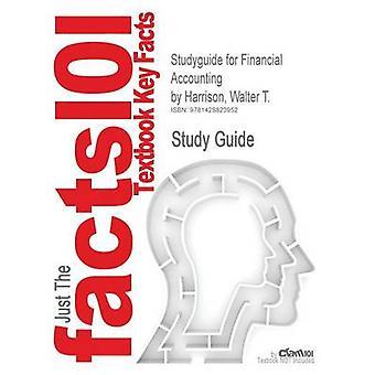 Studieguiden til regnskab af Harrison Walter T. ISBN 9780135012840 af Cram101 lærebog anmeldelser