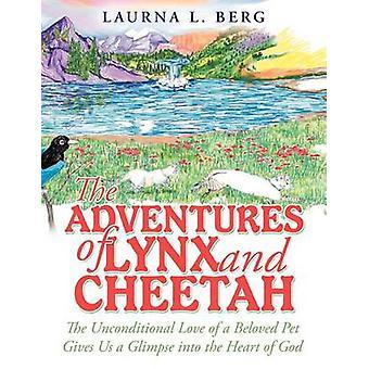 Äventyr av Lynx och Cheetah av villkorslös kärlek till en älskade husdjur ger oss en inblick i Guds Berg & Laurna l. hjärta