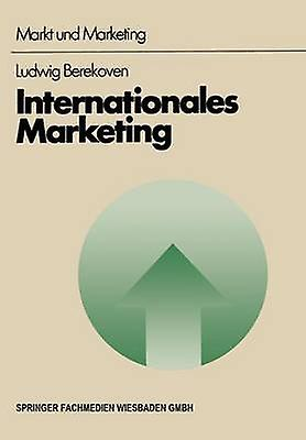 Internationales Marketing by Berekoven & Ludwig
