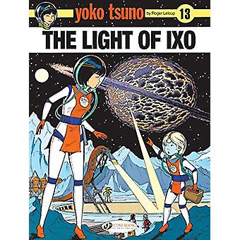 The Light of Ixo by The Light of Ixo - 9781849183925 Book