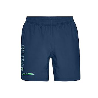 Under Armour Speed Stride Graphic 7'' Woven Short 1326569-437 Mens shorts