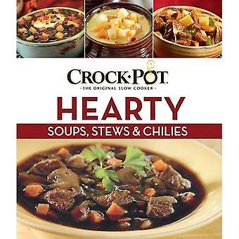 Crock-Pot Hearty by Ltd Publications International - 9781450891721 Bo