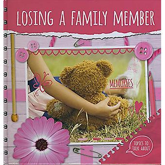 Losing a Family Member by Holly Duhig - 9781786372871 Book