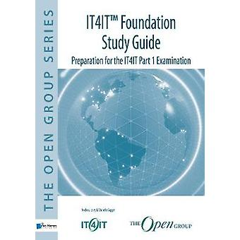 It4it Foundation Study Guide - 9789401800440 Book
