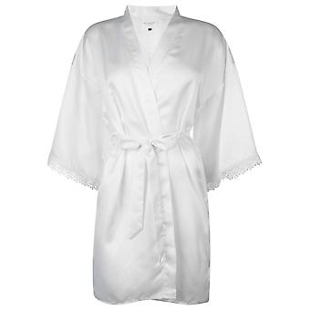 Rock and Rags Womens Ladies Bridal Robe