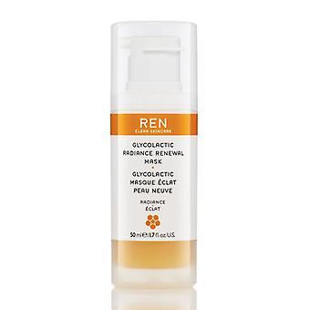REN Glycolactic Radiance Renewal Mask 50ml