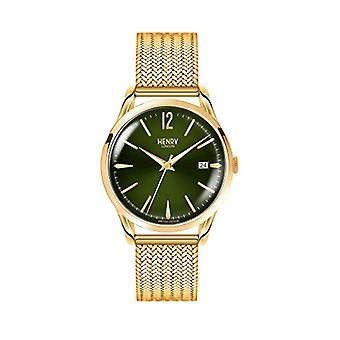 Henry London Clock Unisex ref. HL39-M-0102