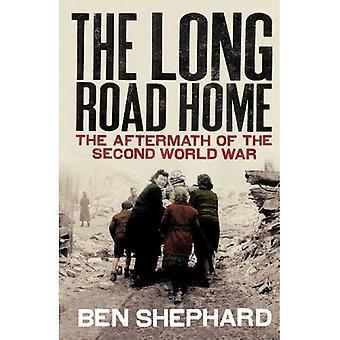 Den lange vej hjem: Kølvandet på anden verdenskrig