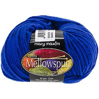Ultra Mellowspun Yarn-Royal 554-830