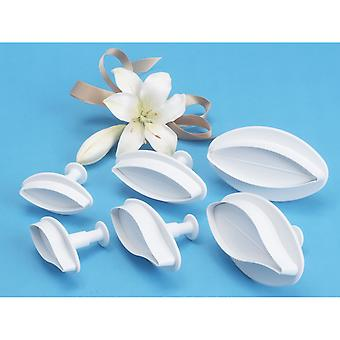 Plunger Cutter Set 2 Pkg Veined Lily Ly1001