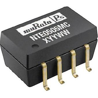 DC/DC converter (SMD) Murata Power Solutions 12 Vdc 9 Vdc 111 mA 1 W No. of outputs: 1 x