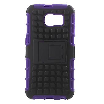 High-strength cover for Samsung Galaxy S6 (purple)