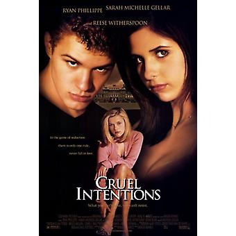 Cruel Intentions Movie Poster (11 x 17)