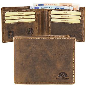Greenburry vintage cards leather wallet 1705CC-25