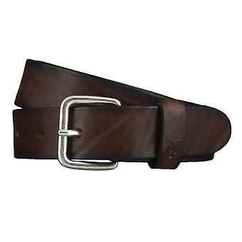 Marc O ´ Polo belts men's belts leather belt Brown 4553