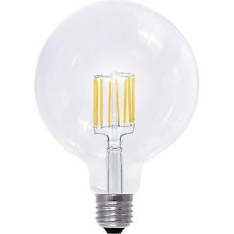 LED Segula 230 V E27 6 W = 40 W Warm white EEC: A+ Globe (Ø x L) 125 mm x 180 mm Filament, dimmable 1 pc(s)
