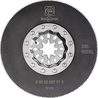 HSS Circular saw blade 85 mm Fein 63502097220 Compatible with (multitool brand) Fein, Makita, Bosch, Milwaukee, Metab