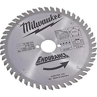 Milwaukee 4932256388 Carbide circular saw blade, Thickness: 2.8 mm