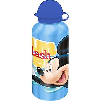 Import Aluminum Water Bottle 500Ml Mickey (Kinderen , Kids Feeding , Glasses)