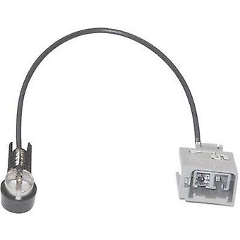Car antenna adapter ISO 50 ohm AIV Volvo
