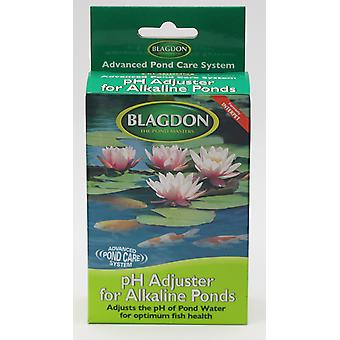 Bd Treatment Ph Adjuster For Alkaline Ponds 205g