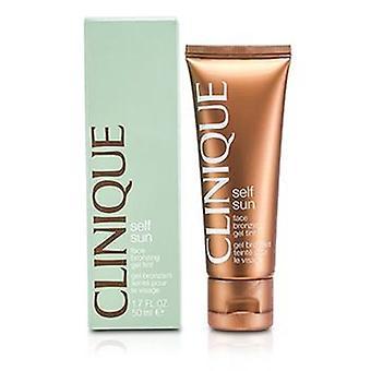 Clinique selv solen står overfor Bronzing Gel fargetone - 50ml / 1. 7 oz