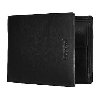 Bugatti Vértice men's apparent bag purse wallet purse black 5318