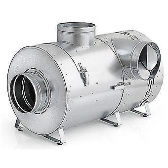 Efficient Ventilator Energy Saving Hot Air Distribution Set Distributor 400m3/h
