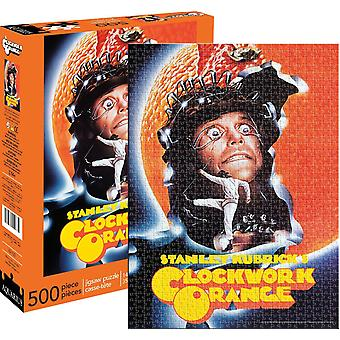 A Clockwork Orange 500 piece jigsaw puzzle 480mm x 350mm  (nm 62123)