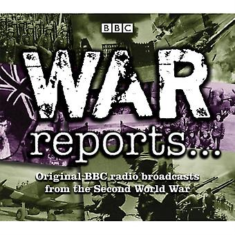 BBC War Reports by Various Artists