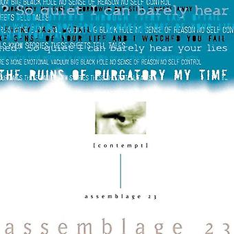 Assemblage 23 - Contempt [CD] USA import