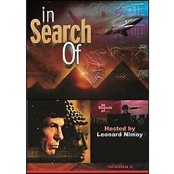 In Search of: Season 2 [DVD] USA import