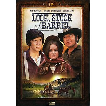 Lock Stock & Barrel [DVD] USA import