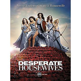 Desperate Housewives: Den komplette sjette sæson [Ws] [5 Discs] [DVD] USA import