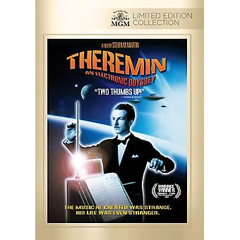 Theremin: An Electronic Odyssey [DVD] USA import