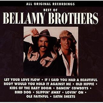 Hermanos de Bellamy - lo mejor de importación de Estados Unidos de los hermanos de Bellamy [CD]