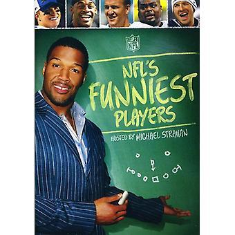 NFL: s roligaste spelare [DVD] USA import