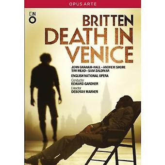 Morte a Venezia [DVD] Stati Uniti importare