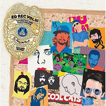 Forskellige kunstner - Ed Rec Vol.3 [CD] USA importerer