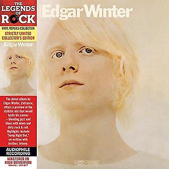 Edgar Winter - importación de USA de entrada [CD]