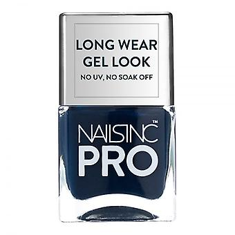 Nails Inc Pro Gel Effect Polish - Hampstead Crescent