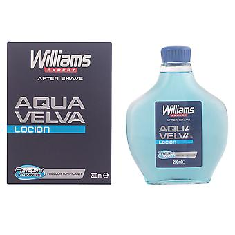 AQUA VELVA as lotion