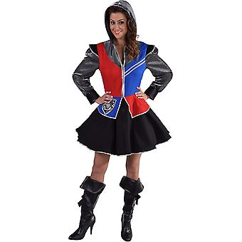 Women costumes Women Knight Costume Woman