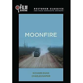 Moonfire [DVD] USA import