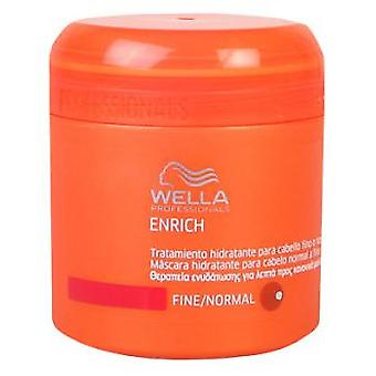 Wella Professionals Enrich Mask Fine / Normal Hair 150 Ml