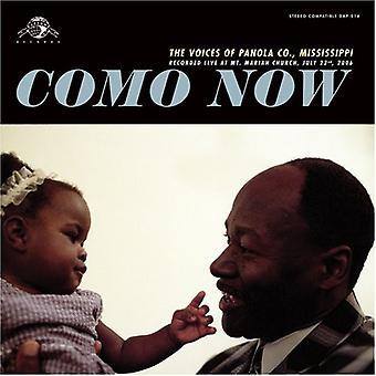 Como nu: Stemmer af Panola Co. Mississippi - Como nu: stemmer af Panola Co. Mississippi [CD] USA import