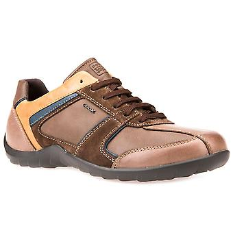 Geox Pavel Mens Lightweight Casual Shoes