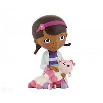 Yolanda Dr. Lamb With Toys (Toys , Dolls And Accesories , Miniature Toys , Mini Figures)